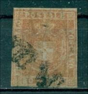Italien. Wappen / Provisorische Regierung, Nr. 22 Gestempelt - 1861-78 Vittorio Emanuele II