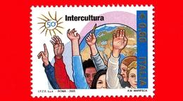 Nuovo - MNH - ITALIA - 2005 - 50º Anniversario Della Fondazione Dell´associazione Intercultura - 0,60 € • Bamb