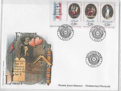 Enveloppe Premier Jour D'émission Numismatique Philex France - FDC