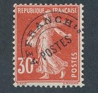 BA-14: FRANCE: Lot Avec Préo N°58* TB Signé