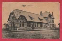 Dottignies - La Station ( Voir Verso ) - Moeskroen