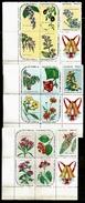 233. CUBA~1969 : Nouvel An,fleurs Diverses,15 Valeurs émises Le 1/12/69 (n°1346/60).C.d F.neufs**.MNH.Fraîcheur Postale