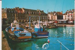 Seine  Maritime :  DIEPPE  : Vue  Du Port ( Bateau De  Pêche) - Dieppe