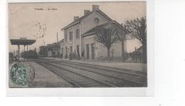 Vézelise - La Gare  (taches D'encre) - Vezelise