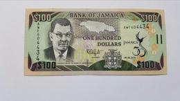 GIAMAICA 100 DOLLARS 2012 - Jamaica
