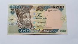 NIGERIA 200 NAIRA 2007 - Nigeria