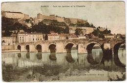 Namur, Pont De Jambes Et La Citadelle (pk32698) - Namur