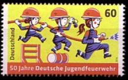 Allemagne Deutschland 2916 Pompiers