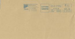 EMA HU 539620 Bouches Du Rhône + Flamme Entente Valabre Pour La Forêt Méditerranéenne Gardanne