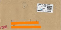 Montimbrenligne QR Code 2.94€ Gilles Fages Architecte Sigean Aude Neopost 42089A