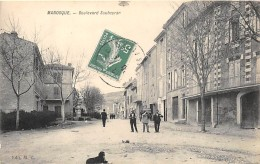 04 - ALPES DE HAUTE PROVENCE - MANOSQUE - Boulevard Soubeyran - Animée - Manosque