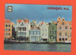 ET/114 CURACAO N A CITY OF WILLEMSTAD CIUDAD - Curaçao
