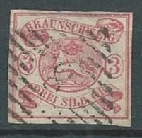 Brunswick  - Yvert N°10 Oblitéré   - Cw 23907