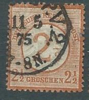 Allemagne      - Yvert N° 28  Oblitéré  - Cw 23924