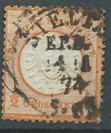 Allemagne      - Yvert N° 15  Oblitéré  - Cw 23926