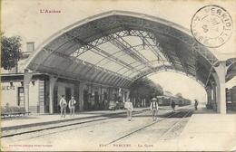 CPA De 1906 : Pamiers (09) - La Gare