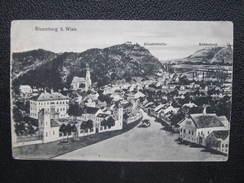 AK BISAMBERG B. KORNEUBURG 1917 /// D*22649 - Korneuburg