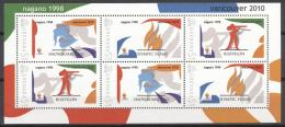 Grenada 2010 - MNH - Olympic Games