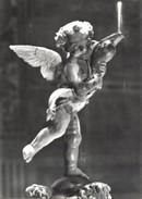 Firenze - Cartolina PUTTO Del VERROCCHIO, Cortile Palazzo Vecchio - PERFETTA N38 - Sculptures