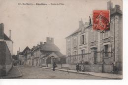LIGNIERES  -   Ecole De Filles   (    En Berry   ) - Autres Communes