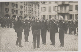 Bern - Feuerwehr - Fotokarte    (P24-00713) - BE Berne