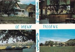 LE VIEUX TILLEUL SEYNE LES ALPES  (BB) - Hotels & Gaststätten