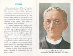 """Santino - Servo Di Dio Padre Dehon Fondatore Dei """"sacerdoti Del Scuore. - Santini"""