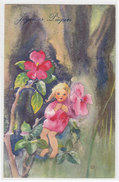 Mili Weber - N.124    (P24-01230) - Otros Ilustradores