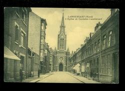 France   Lambersart   L' église - Lambersart