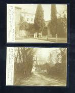 2 Fotocartoline DESENZANO SUL LAGO - 1915 - Brescia