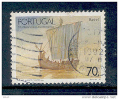 ! ! Portugal - 1990 Discoveries Ships - Af. 1966 - Used - 1910-... Republiek