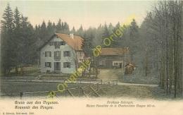 88. Souvenir Des Vosges . Maison Forestière De La Charbonnière Vosges . - Unclassified