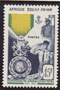 Afrique Equatoriale Française  N° 229  Neuf * - Voir Verso - - Neufs