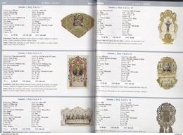 Catalogo Santini - Catalogue Images Pieuses - Catalog Holy Card - Katalog Andachtsbild Canivet Image Pieuse Heiligenbild - Santini