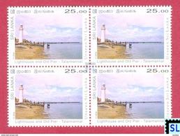 Sri Lanka Stamps 2016, Unseen, Talaimannar Lighthouse, MNH - Sri Lanka (Ceylon) (1948-...)