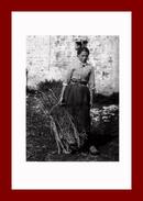 Thème Métiers, La Récolte Des Fagots   , Tirage à 60 Ex, édition Josan ( Scan Recto Et Verso) - Métiers