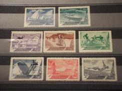 RUSSIA - 1949 SPORT  8 VALORI - NUOVI(++)