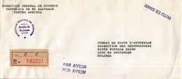 El Salvador- Recommandé/Registered Letter/Einschreiben - El Salvador - El Salvador