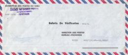 Chili - Recommandé/Registered Letter/Einschreiben -  Santiago De Chili - Chili