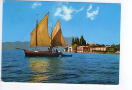 S3228 Cartolina Del Veneto - Punta S. Vigilio (Verona) Lago Di Garda - 197? CIRCOLATA - Italia