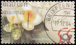 GERMANY - Scott #2294 Camillia (*) / Used Stamp - Used Stamps