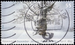 GERMANY - Scott #2363 Winter / Used Stamp - Used Stamps