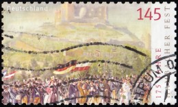 GERMANY - Scott #2444 Hambach Celebration, 175th Anniv. (*) / Used Stamp - Used Stamps