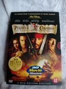 Dvd Zone 2 Pirates Des Caraïbes La Malédiction Du Black Pearl Pirates Of The Caribbean: The Curse Of The Black Pearl Vf+ - Sciences-Fictions Et Fantaisie