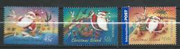 Christmas Island 2007 Christmas - Santa Claus. Pere Noel.Navidad. MNH.** - Christmas Island