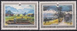 2006 Lichtenstein Mi.1405-6**MNH  Liechtensteiner Maler