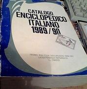 CATALOGO CEI 1989/90  ITALIA LUOGOTENENZA REPUBBLICA REGNO TRIESTE - Italia