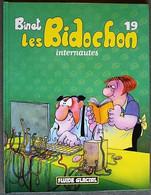 BD LES BIDOCHON - 19 - Les Bidochon Internautes - EO 2008 Fluide Glacial - Bidochon, Les