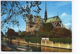 """S3238 POSTCARD: [75] Paris > Notre Dame De Paris _ NOT WRITED _ Ed. Yvon """"couleurs Et Lumiere De France"""" - Notre Dame De Paris"""