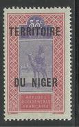 NIGER 1921 YT 10** SANS CHARNIERE NI TRACE - Niger (1921-1944)